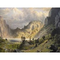 oil paining-landscape