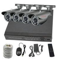 Economic DIY CCTV Kit