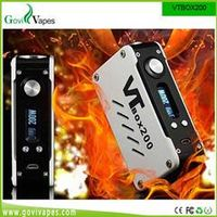 China Manufacturer Latest Design vt box 200 mod  with high quality