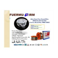 E100C-K3H4 Metal Cored Welding Wire, Fuermu Brand: FRW-100K3
