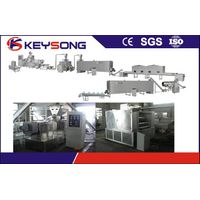 100 - 500 kg/h Breakfast Cereals Corn Flakes Making Machine CE thumbnail image