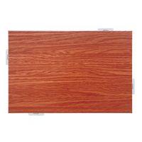 Wood Color Solid Aluminum Panel