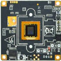 8521+0130 720P 130W low-light+OSD HD-TVI camera Module|| motherboard