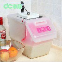 food grade Bulk Plastic Food Containers Rice dispenser