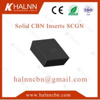 BN-S300 Solid cbn inserts turning Cylinder Liner