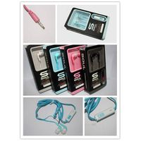 mobile phone earphone,headphone,mobile phone accessories