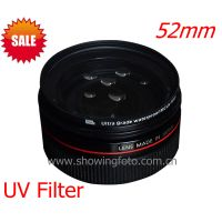 Pixel Multi-coating,harden and waterproof UV Filter 52mm promotion now