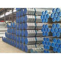 ASTM A53 Galvanized Steel PipeASTM A53 Gavanized Steel Pipe Greenhouse Steel Galvanized Pipe thumbnail image