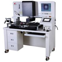 Full-auto ZX-2000C rework stations,motherboard repair machine