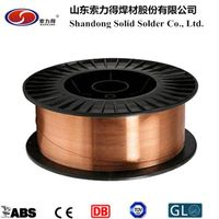 ER70S-6/SG2 mig welding wire co2 gas shield welding wiremanufacture from China