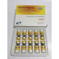 Original HGH Nuptropin Anti fake Bodybuilding HGH