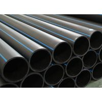 PE pipes factory price/ISO manufacture
