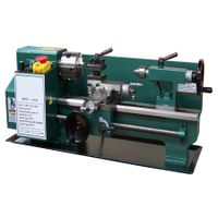Variable Speed Mini Bench Metal Lathe