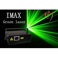 IMAX 2W Green stage laser light