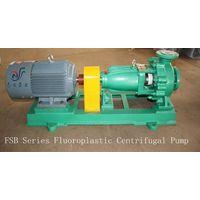 FSB Fluoroplastic Alloy Centrifugal PTFE  Pump thumbnail image