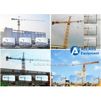 QTZ TC Topkit Tower Crane Fixed and External Climbing with Head