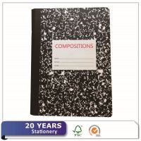 China Factory Custom School Office Classmate Paper Composition Notebook