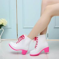 Wholesale Or Oem Adults And Kids Fashion Pvc Rain Boot