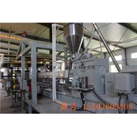 EVA  /EPDM /PVC/ Rubber extrusion sheet machinery line