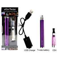 Hot Selling eGo twist battery