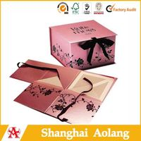 High Strength Cardboard Foldable Gift Boxes thumbnail image