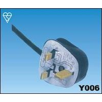 BSI power cord and socket