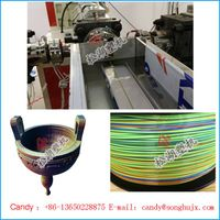 Plastic 1.75mm abs desktop 3d printing filament extrusion line