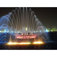 water music fountain