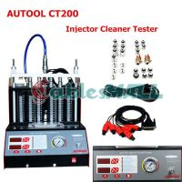 AUTOOL CT200 Petrol Ultrasonic Injector CT200 Fuel Injector Cleaner thumbnail image