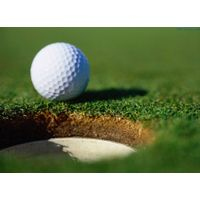two piece tour golf ball