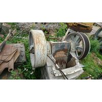 "USED ""GOH"" MODEL S4 (24"" X 15"") SINGLE TOGGLE JAW CRUSHER"