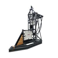 High Impact Lightweight Shock Testing Machine MIL-S-901D Standard