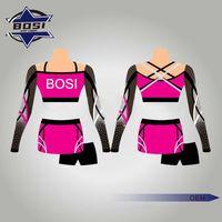 Manufacturers OEM Available custom sports cheerleading uniform thumbnail image