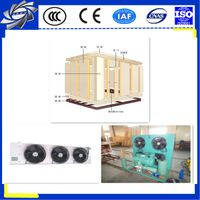5 Ton Small chiller blast freezer price