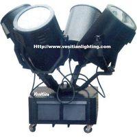 V-3012Four heads sky searchlight