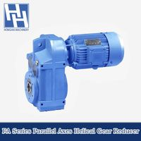 FA Series Parallel Axes Helical Gear Reducer