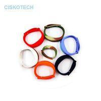 Hot sale Hand sanitizer silicone wristband Sterilization dispenser with fashion design thumbnail image