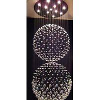 modern crystal pendent lighting thumbnail image