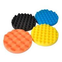 Widely used Direct factory Very soft custom size polish applicator pads for car