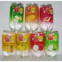 340ml Carbonated Drink