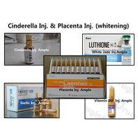 Dermatology : Cindellera Inj. & Placenta Inj. (skin whietning )