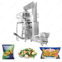 Full Automatic Frozen Food Packing Machine, Vegetables Packing Machine
