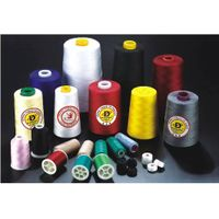 Polyester two-for one Sewing thread
