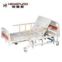 medical furniture manual adjustable handicapped hospital beds for sale cheap