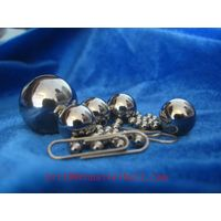 SUS 304 stainless steel ball for ballscrews bearing and linear guide slide