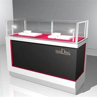 watch counter display