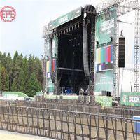 Crowd Control and Stage Barrier Specialist Mojo Barriers thumbnail image