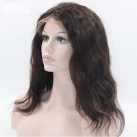 100% human hair lace front wigs thumbnail image