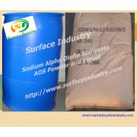 Surfactant Sodium Alpha Olefin Sulfonate,AOS 92 and 35