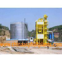 Mobile Asphalt Plant SLB Series